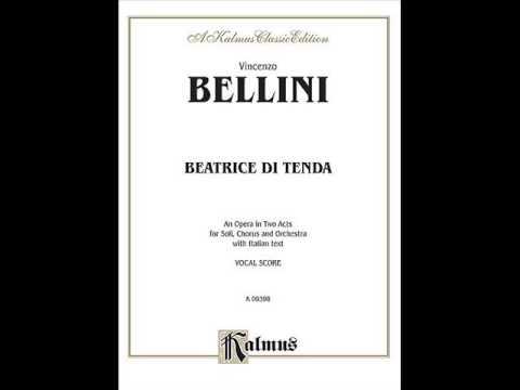Beatrice di Tenda Part 1  London 18 March 2007  Nelly Miricioiu