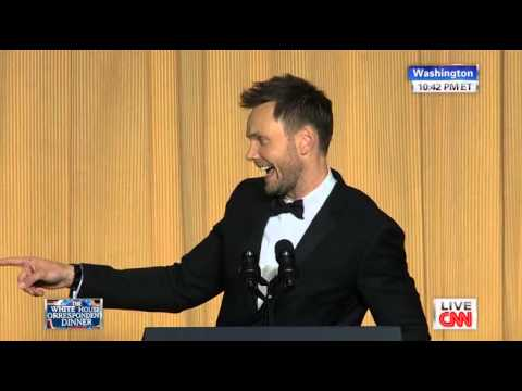 The White House Correspondents Dinner 2014 Joel Mchale