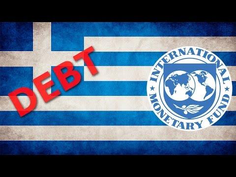 Greece Makes IMF Payment - Economic Crisis News 2015-04-10