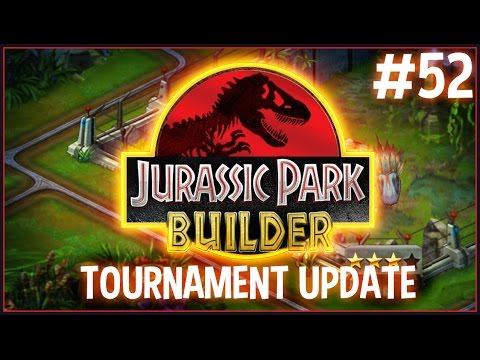Jurassic Park Builder | Ep.52 - Battle Tournament Update!