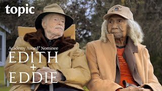 Meet America's Oldest Interracial Newlyweds: Edith+Eddie