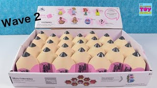 Disney Animators Collection Littles Series 2 Pink Pencil Blind Bag Toy Review | PSToyReviews