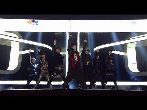 S.M. The Performance &amp; Zedd_SPECTRUM_2012 SBS 'The Color of K POP' Part2_2012.12.29