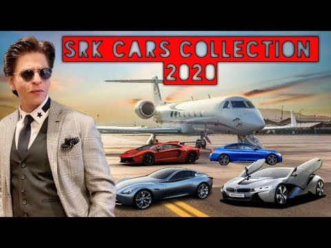 Shahrukh Khan Top 10 Luxury Cars New Collection (2016)