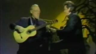 Burl Ives Johnny Cash Goober Peas