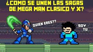 ¿Cuál es la Conexión entre las Sagas de Mega Man Original y X? - Pepe el Mago