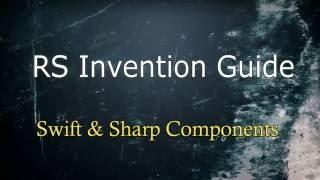 Runescape Swift Components Guide (& Sharp)
