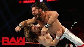 Seth Rollins vs. Daniel Bryan: Raw, June 17, 2019