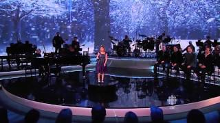 "Jackie Evancho singing ""Silent Night"" HD"