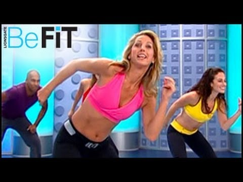Fat-Burning Funk Dance Workout