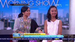 Talk Show With  Lyodra, Anak Indonesia yang Harumkan Nama Bangsa