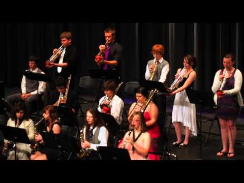 Arkansas City High School Jazz and Band Concert