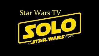Reaccionando al Trailer de Solo - Una historia de Star Wars
