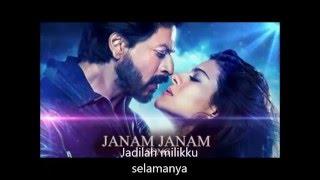 download lagu Janam-janam / Shah Rukh Khan/kajol/ / Malay gratis