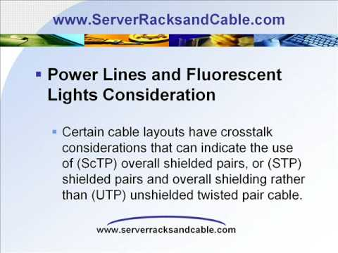Cat 5, 5E, 6, and 6A Cables - Distance and Speed Limitations