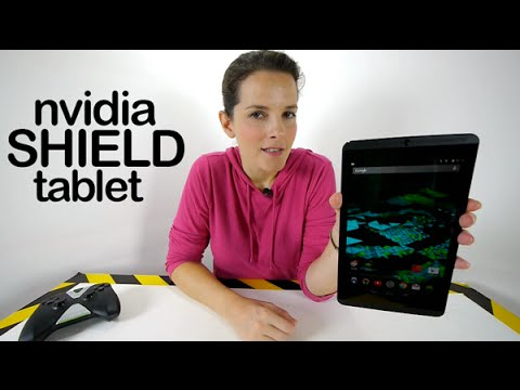 Nvidia Shield Tablet review en español