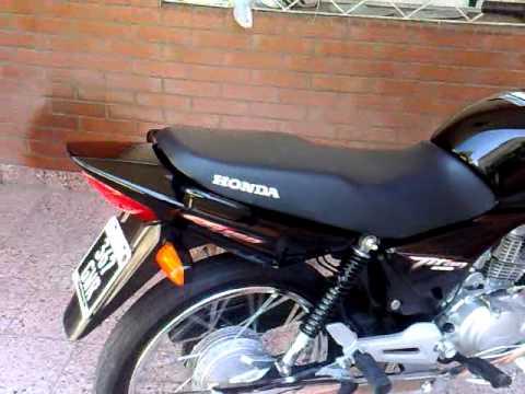 Honda CG Titan 150 ESD 2011