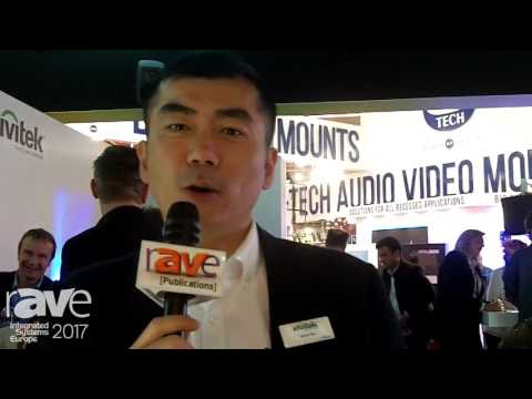 ISE 2017: Vivitek Features High-Brightness Laser-Phosphor Install Projectors