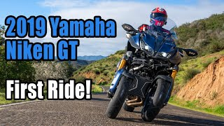 2019 Yamaha Niken GT Review – First Ride