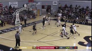 Dunn spot up jumper to increase the Storms lead