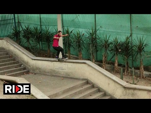 CALLE INFERNAL - Sebastian Gonzalez Part