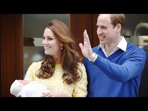 Royal Baby Number Two…It's A Girl! - SourceFed