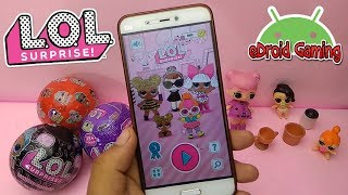 L.O.L Surprise Ball Pop | MGA Entertainment | Android Game | Gameplay