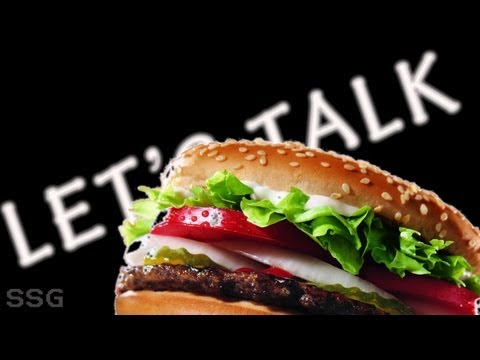 Let's Talk: Fast Food Joints (MW2 Gameplay)