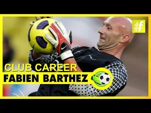 Fabien Barthez - Club Career | Football Heroes