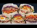 How to Make Wanpaku Sandwich (Recipe) わんぱくサンドの作り方 (レシピ)