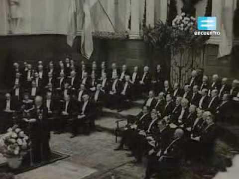 Cientificos Argentinos (Bernardo Houssay)
