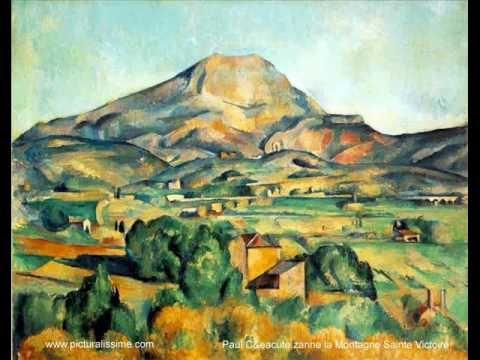 France Gall - Cezanne Peint