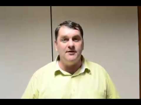 Vídeo Ivar Schmidt - líder do movimento de caminhoneiros