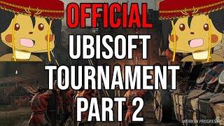 Official Ubisoft Breach Tournament Game 2