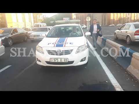 Երևանում՝ 22–ամյա վարորդը Opel-ով վրաերթի է ենթարկել փողոցը անցնող 92-ամյա հետիոտնին