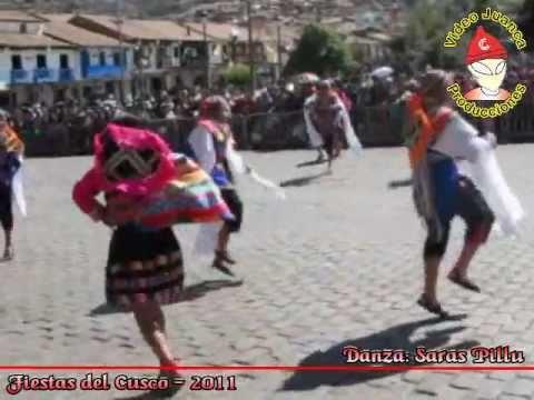 Danza Saras Pillu