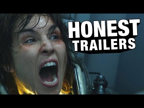 Honest Trailers - Prometheus