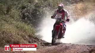 Rally Sertoes 2014 Brazil TeamHRC