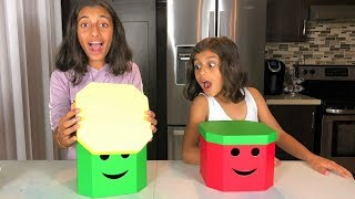 MYSTERY Color BOX of SLIME CHALLENGE!!!