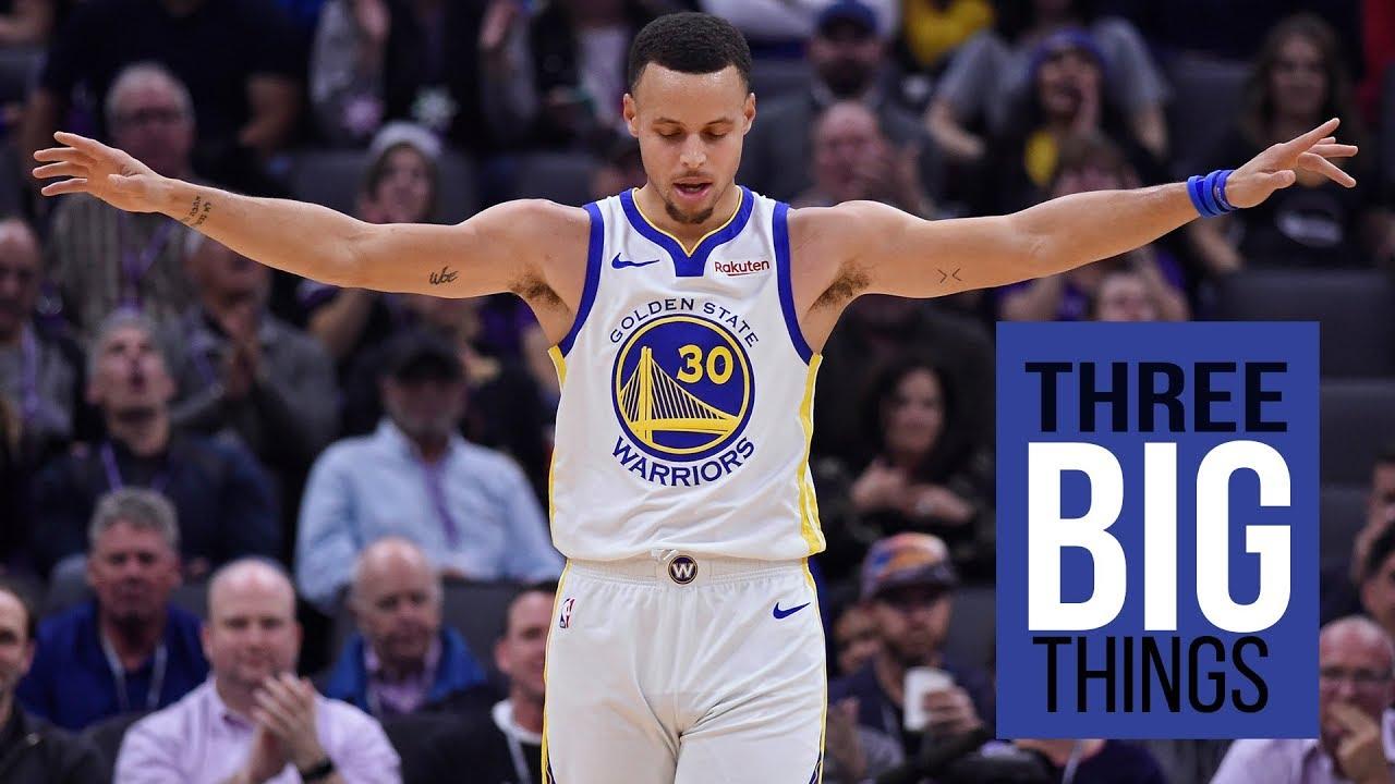 3 Big Things: Warriors flip the switch to beat Sacramento