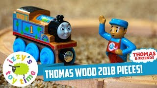Thomas and Friends WOOD 2018 NEW PIECES | Fun Toy Trains for Kids | Videos for Children