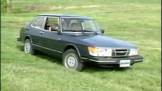 MotorWeek | Retro Review '83 Saab 900S