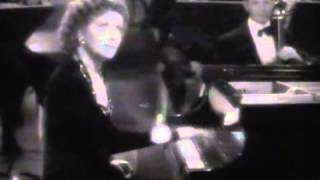 concerto for index finger - Gracie Allen - from Two Girls And A Sailor
