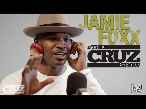 Jamie Foxx On Meeting Kanye For The First Time