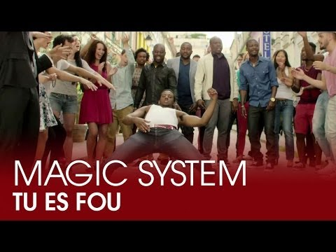image Magic System - Tu es fou (Clip Officiel)