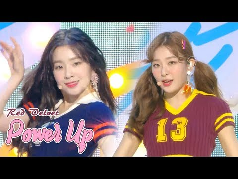[HOT]RED VELVET - Power Up  , 레드벨벳 - Power Up    Music Core 20180811