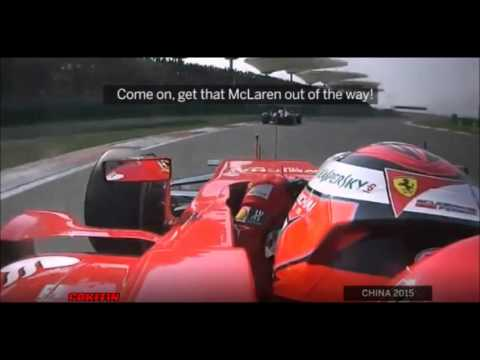 Kimi Räikkönen's TOP 10 Team radios