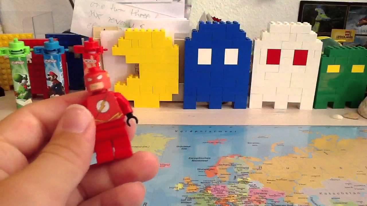 Lego Flash custom /dec...