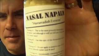 Chile Beast Drinks Whole Bottle Of Nasal Napalm Challenge In Support For Nepal Relief Fund