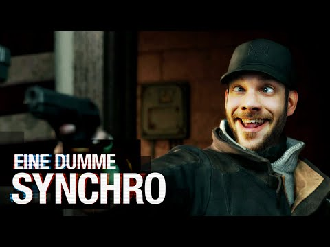 Eine dumme Watch Dogs Synchro